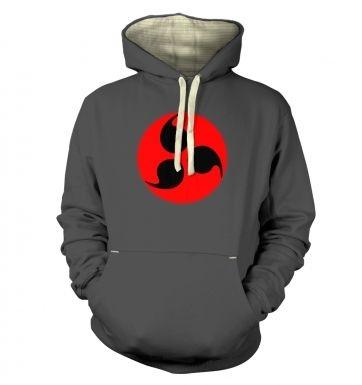 Sharingan Eye hoodie (premium)