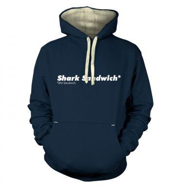 Shark Sandwich  hoodie (premium)