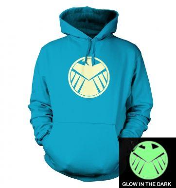 Shield (glow in the dark) hoodie