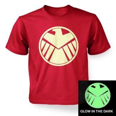 Shield (glow in the dark) kids' t-shirt