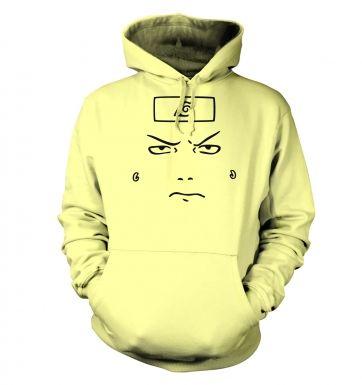 Shikamaru Face   hoodie