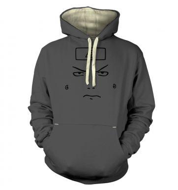 Shikamaru Face  hoodie (premium)