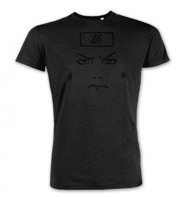 Shikamaru Face  premium t-shirt