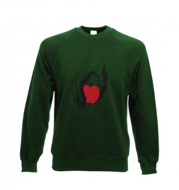 Shinigami Hand sweatshirt