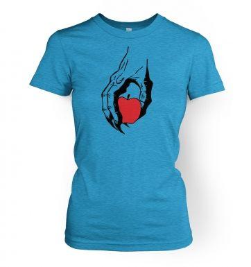 Shinigami Hand women's t-shirt