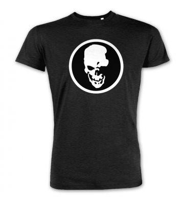 Shinigami Skull premium t-shirt