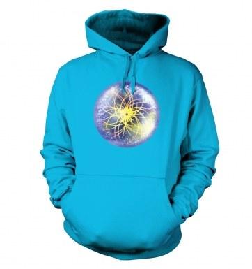 Shiny Higgs Boson hoodie