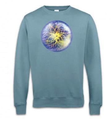 Shiny Higgs Boson sweatshirt