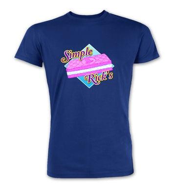 Simple Rick's premium t-shirt