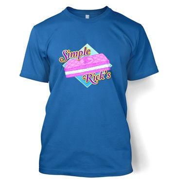 Simple Rick's t-shirt