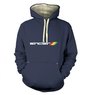 Sinclair Logo  hoodie (premium)