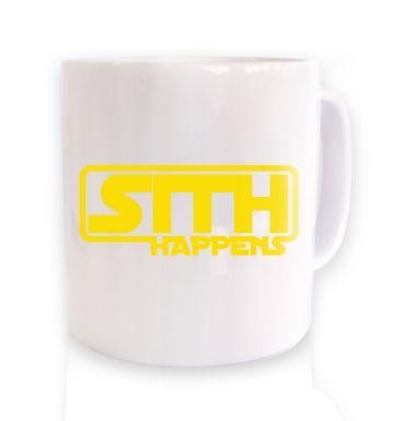 Sith Happens mug