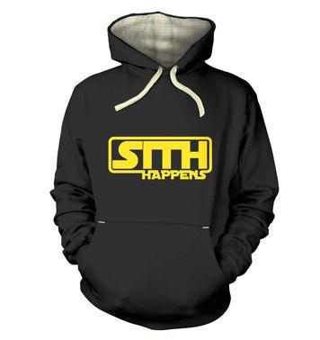 Sith Happens   hoodie (premium)