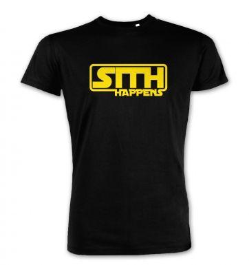 Sith Happens  premium t-shirt