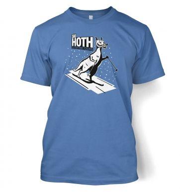 Ski Hoth  t-shirt
