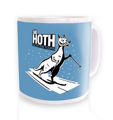 Ski Hoth mug