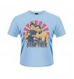 Star Trek Kirk & Spock t-shirt - Official