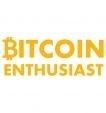 Bitcoin Enthusiast mug