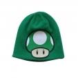 Nintendo Super Mario Bros reversible beanie - 1UP Mushroom