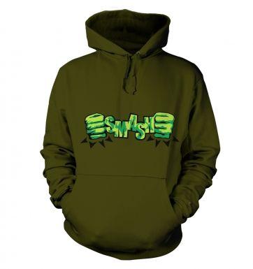 SMASH Fists hoodie