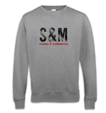 S & M sweatshirt