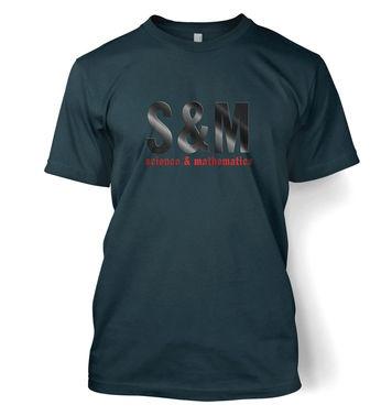 S & M t-shirt