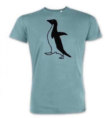 Socially awkward penguin  premium t-shirt