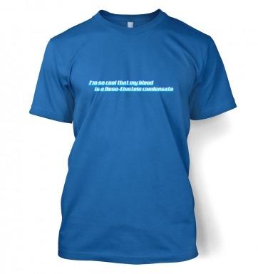 So Cool Bose-Einstein Condensate t-shirt