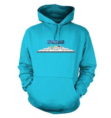 Spacebar hoodie