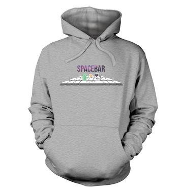 Spacebar premium hoodie