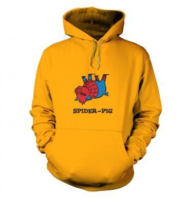 Spider Pig hoodie