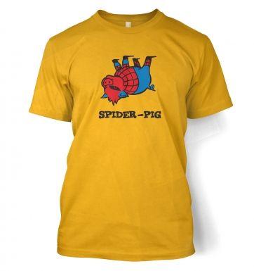 Spider Pig t-shirt