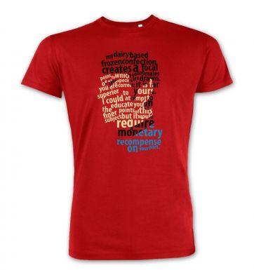 Spock's Milkshake Premium t-shirt