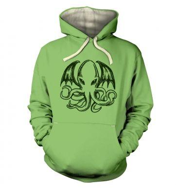Cthulhu  hoodie (premium)