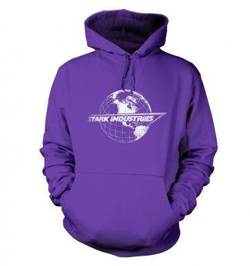 Stark Industries Globe hoodie