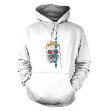 Starlord adult hoodie