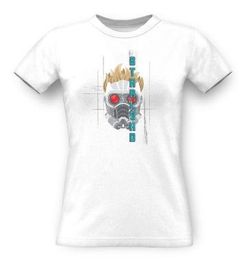 Starlord classic womens t-shirt