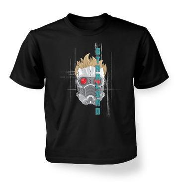 Starlord kids t-shirt