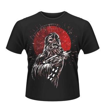 Star Wars Chewbacca Scream t-shirt OFFICIAL