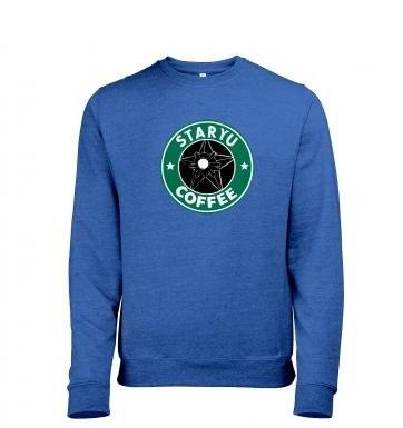 Staryu Coffee heather sweatshirt