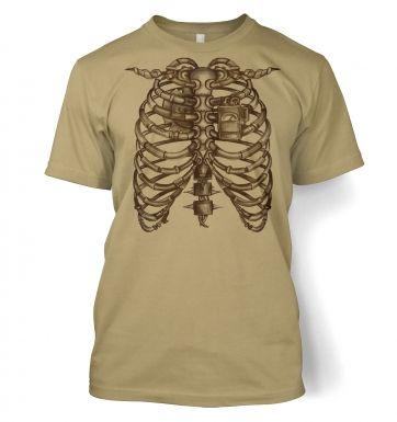 Steampunk Chest t-shirt