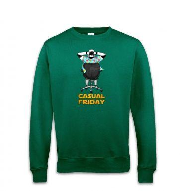 Stormtrooper Casual Friday sweatshirt