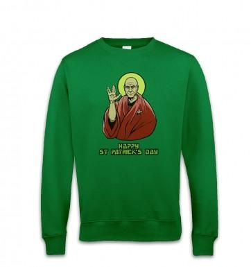St. Patrick's sweatshirt