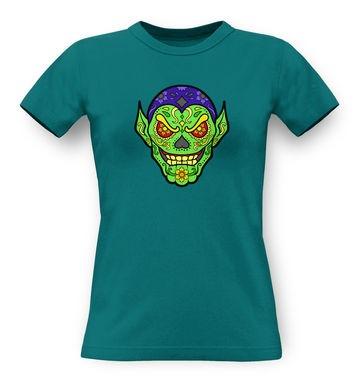 Sugar Skrull classic womens t-shirt