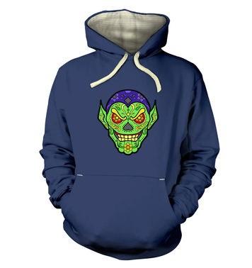 Sugar Skrull premium hoodie