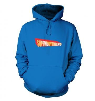 Superboyfriend hoodie