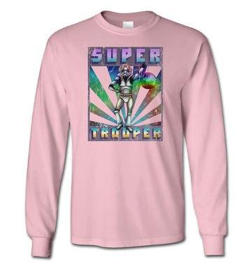 Super Trooper long-sleeved t-shirt