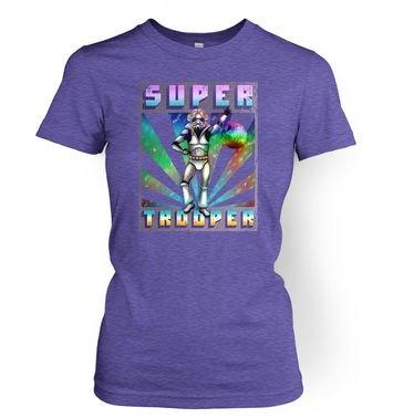 Super Trooper women's t-shirt