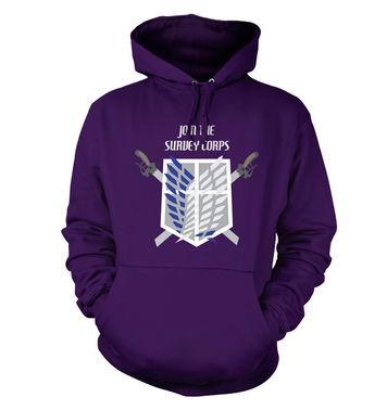 Survey Corps hoodie