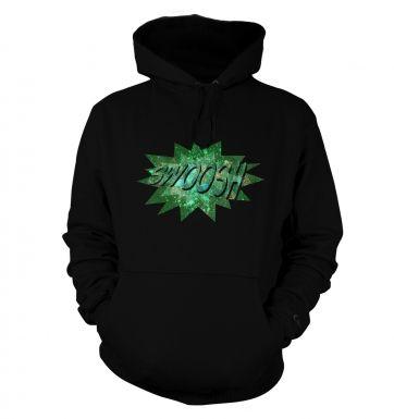Swoosh hoodie